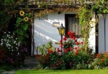 Flower Gardening Design.